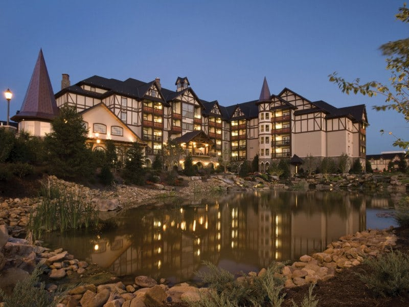 pigeon forge hotel coupons