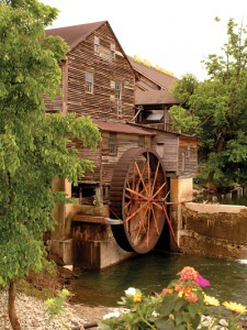 old mill restaurant pigeon forge tn