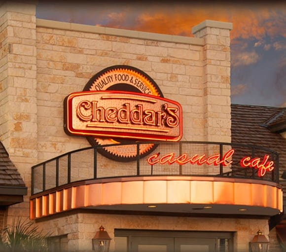 cheddars restaurant pigeon forge tn