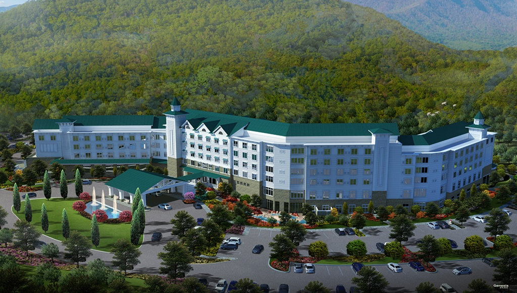 dollywood dreammore resort front