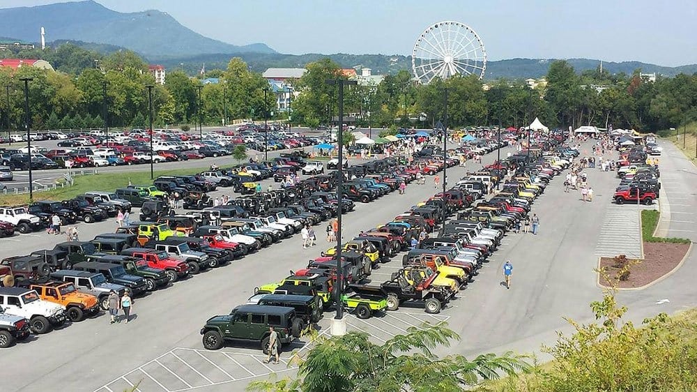 Smoky Mountain Jeep Invasion 2020 Dates Location And Details