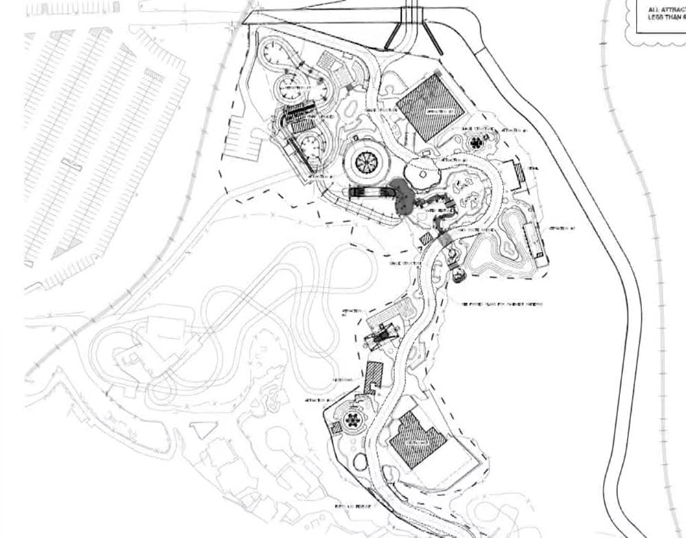 dollywood expansion map