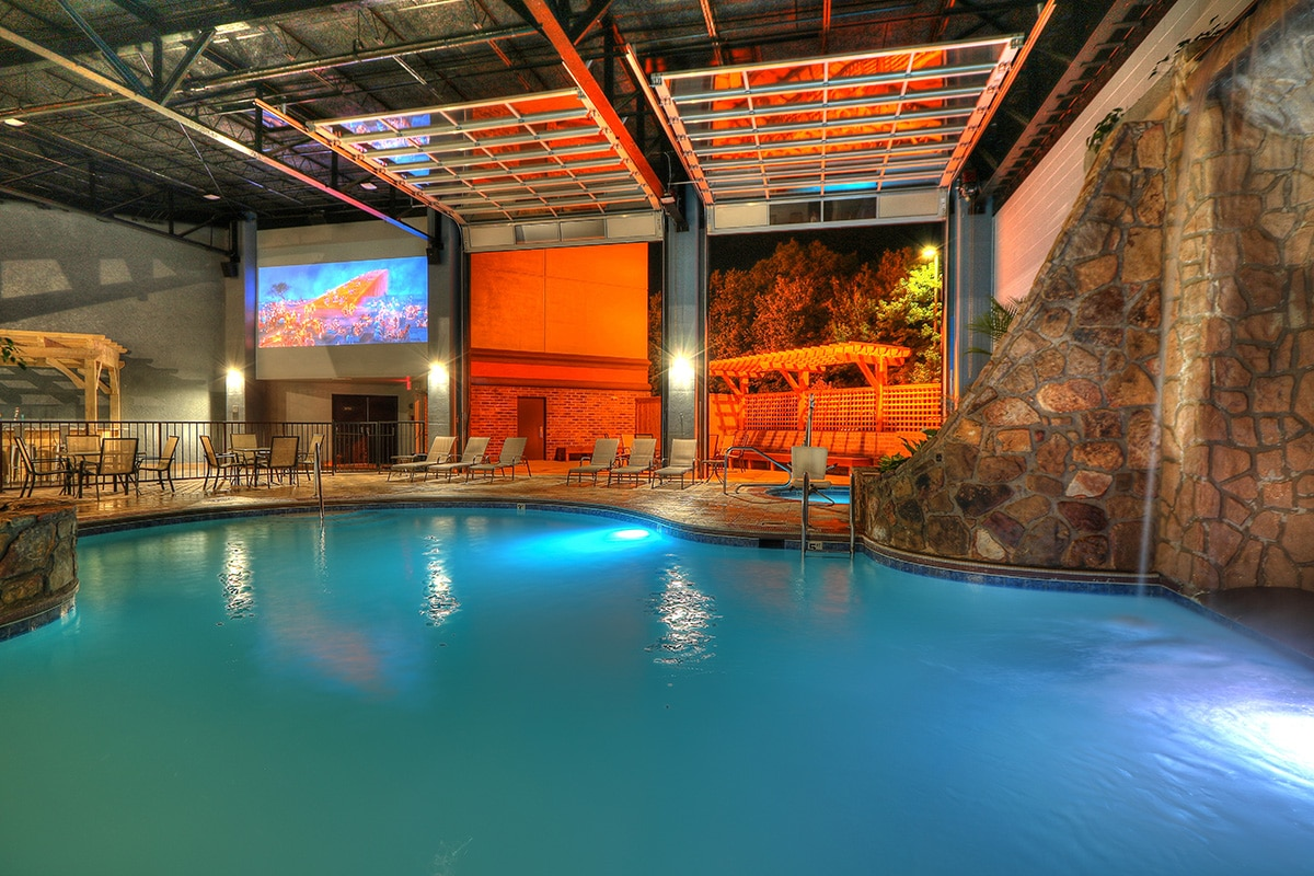 Pigeon Forge Hotels With Indoor Pool