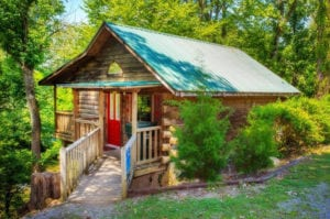 pigeon forge cabins under 100 a night