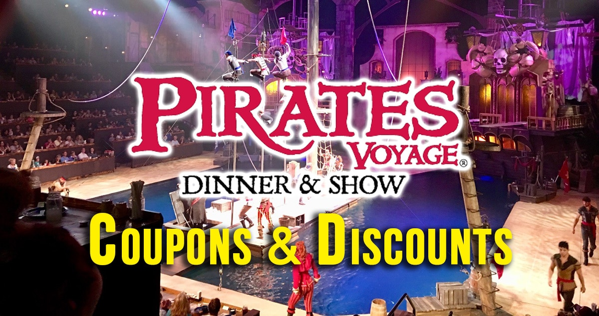 pirates voyage coupons discounts