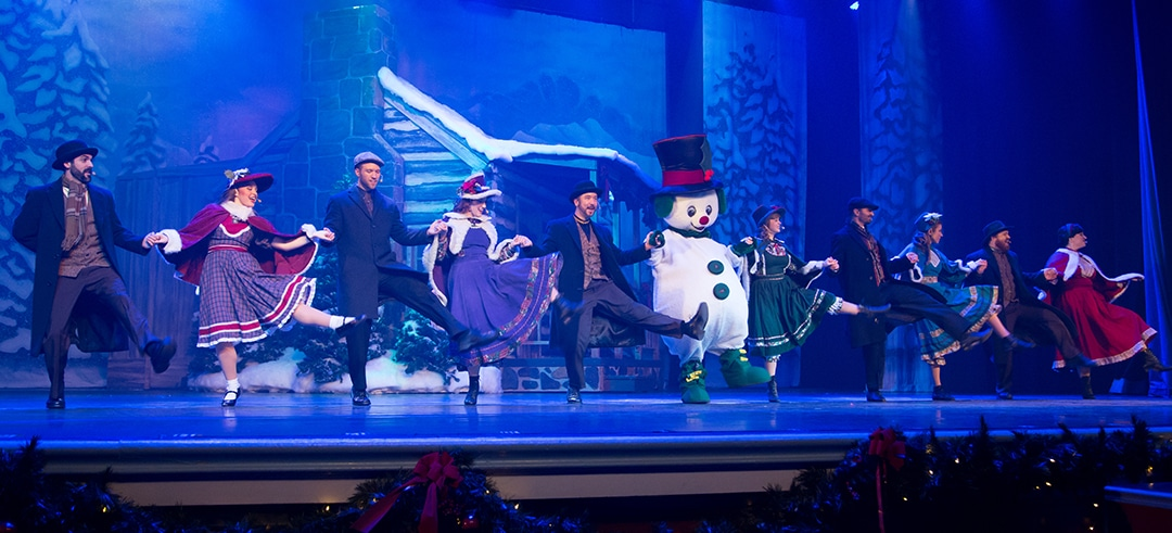 dollywood christmas show