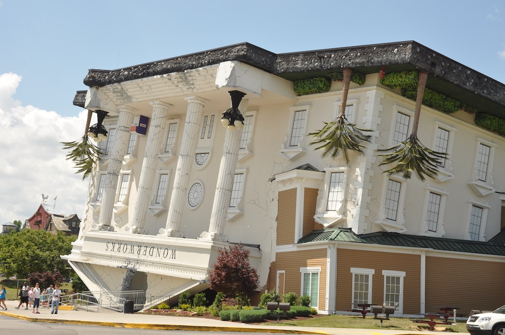 wonderworks in pigeon forge